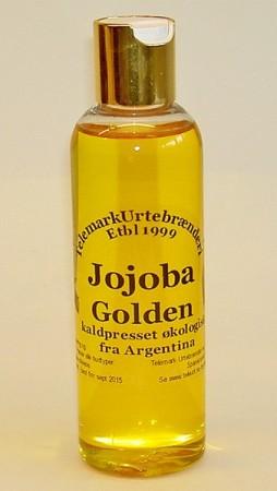 120 ml Jojobaolje Golden �kologisk fra Argentina
