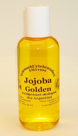 250 ml Jojobaolje Golden �kologisk fra Argentina
