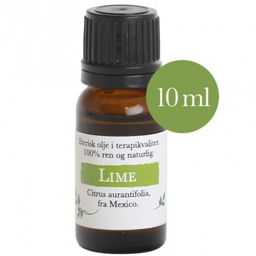 10ml Lime (citrus aurantifolia) fra Mexico