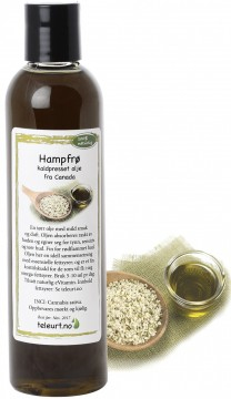 Hampfrø (Cannabis sativa) Canada 250ml