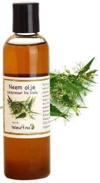 Neem (Melia Azadirachta) India 125ml