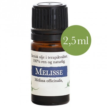 2,5ml Melisse (Melissa officinalis) Bulgaria