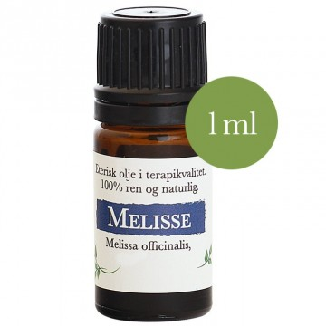 1ml Melisse (Melissa officinalis) Bulgaria