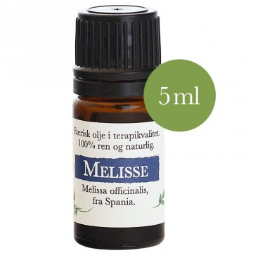 5ml Melisse (Melissa officinalis) Spania