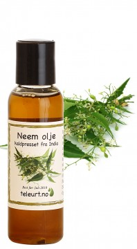 Neem (Melia Azadirachta) India 60ml