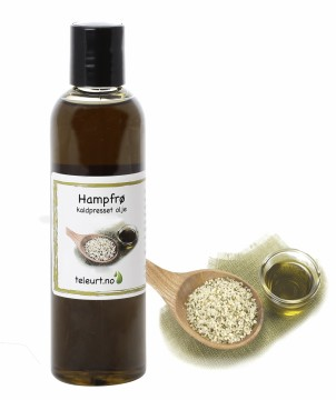 Hampfrø (Cannabis sativa) Nederland 125ml