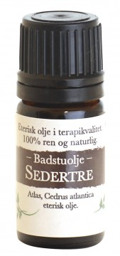 Badstuolje Sedertre Atlas, 5ml