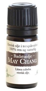 Badstuolje May Chang, 5ml