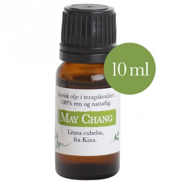 10ml May Chang (litsea cubeba) fra Kina