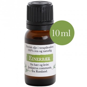 10ml Einerbær (juniperus communis) Russland